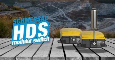 Closer Look: Schmersal HDS Modular Switch