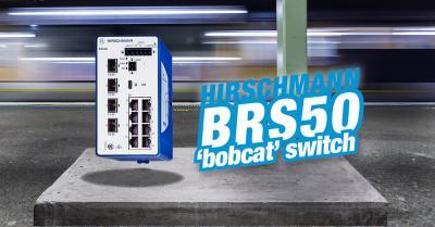 CLOSER LOOK: HIRSCHMANN BRS50 'BOBCAT' SWITCH