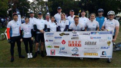 MACA Ride to Conquer Cancer 2016 – Team Sandvik