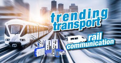 TRENDING TRANSPORT -RAIL COMMUNICATION