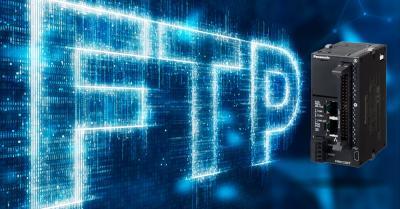 FTP Basics with Panasonic's FP0H PLC