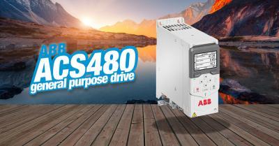 CLOSER LOOK: ABB ACS480 General purpose drive