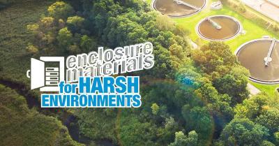 Enclosure materials for harsh environments