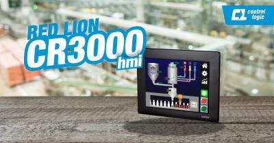 CLOSER LOOK: Red Lion CR3000 HMI