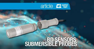 BD Sensors Submersible Probes