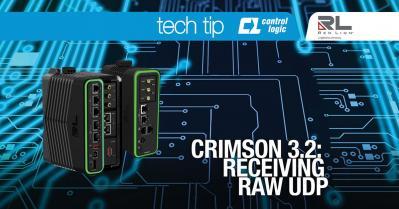 Crimson 3.2: Receiving Raw UDP